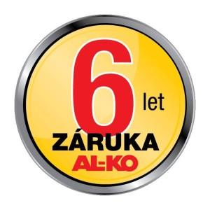 Sekačka AL-KO Silver 524 VS-A Premium_záruka