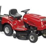 Vybíráme zahradní traktor – 2. díl – Konstrukce