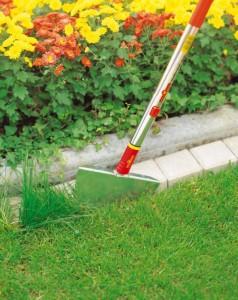 Ořezávač hran trávníků - foto: wolf-garten