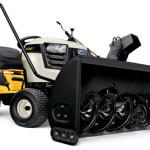 Zimní příslušenství pro zahradní traktory