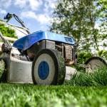 Správné sečení trávníku