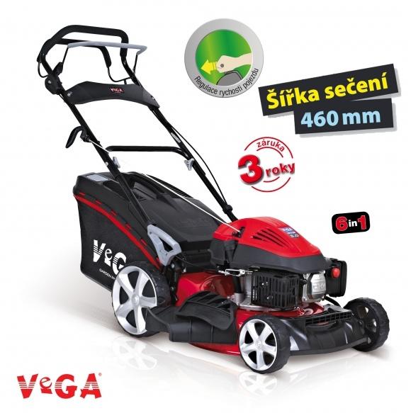motorová sekačka VeGA 46 HWXV 6in1 s pojezdem