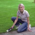 Akumulátorové nůžky na trávu a keře