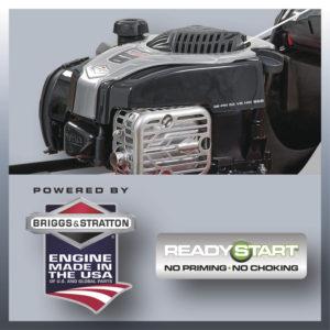 Einhell GE-PM 53 VS HW B&S Expert - motor