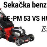 Rotační benzínová sekačka Einhell GE-PM 53 VS HW B&S Expert