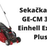 Sekačka Aku GE-CM 36 Li Einhell Expert Plus