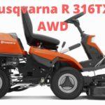 Rider Husqvarna R 316TXs AWD