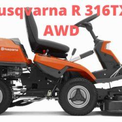 Husqvarna R 316TXs AWD