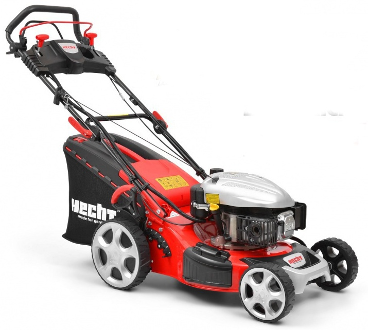 Motorová sekačka HECHT 5484 SXE