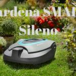 Robotická sekačka Gardena SMART Sileno