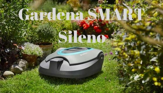 Gardena SMART Sileno